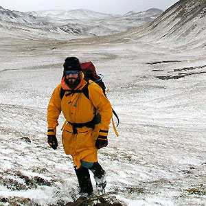 Walking - Hiking in Sub Antarctica